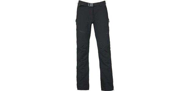 Dámské černé trekové kalhoty Bergson
