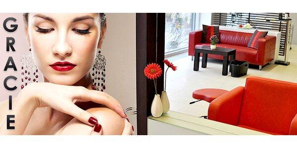 Přepychový kosmetický balíček De Luxe