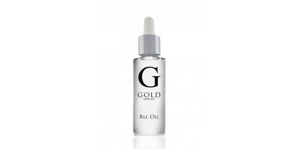 GOLD SERUMS BEE VENOM pleťový olej 30ml