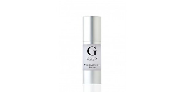 GOLD SERUMS SKIN NOURISH A-C-D-E, multivitamínové sérum 30ml