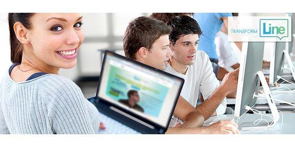 Efektivní on-line kurzy angličtiny