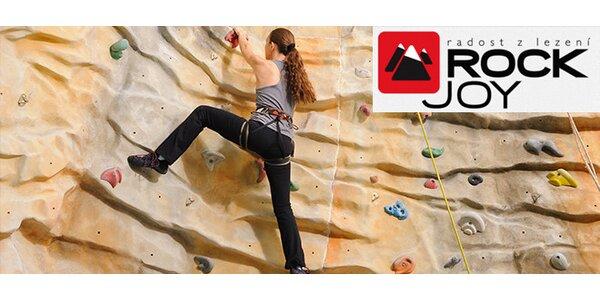 Individuální kurz lezení na umělé stěně