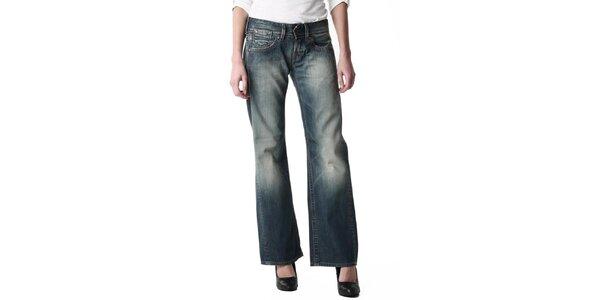 Dámské volné džíny s šisováním Replay