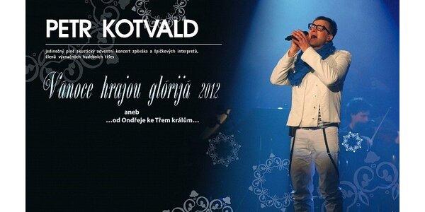 Petr Kotvald - Vánoční koncert v kostela Sv. Šimona a Judy v Praze