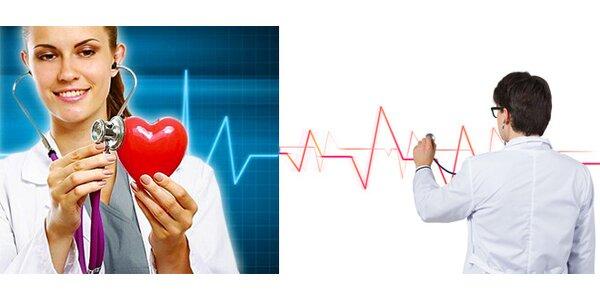 Cévní vyšetření certifikovaným přístrojem Max pulse