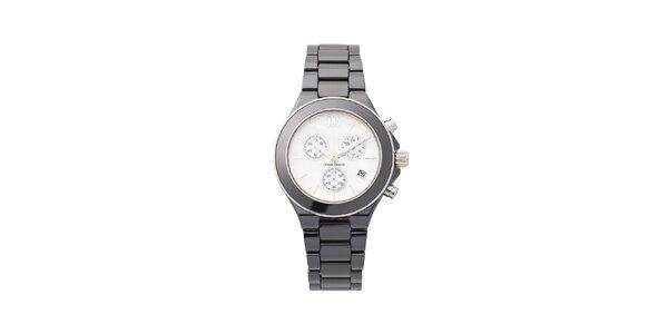 Dámské keramické analogové hodinky Danish Design