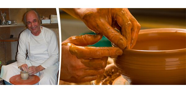 Individuální šestihodinový kurz keramiky