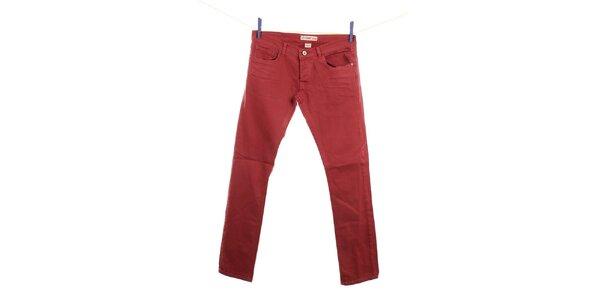 Pánské červené džíny Fuga