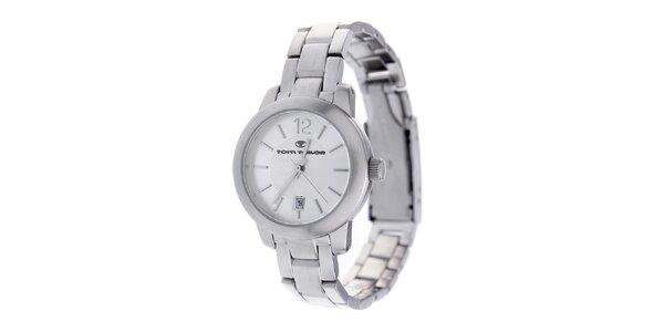 Dámské ocelové hodinky Tom Tailor