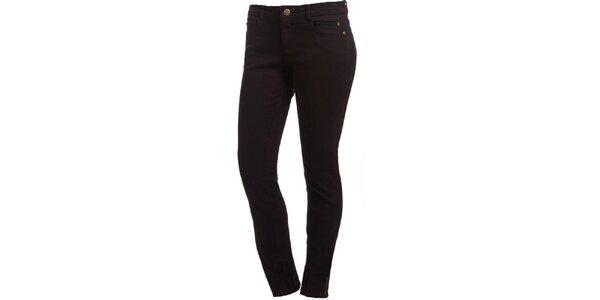 Dámské černé skinny džíny Ruby London