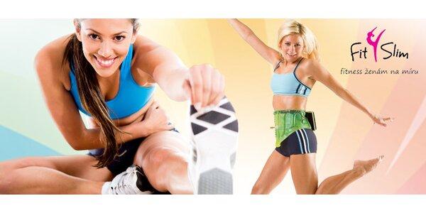 5 nebo 10 stupů do dámského fitness Fit4Slim