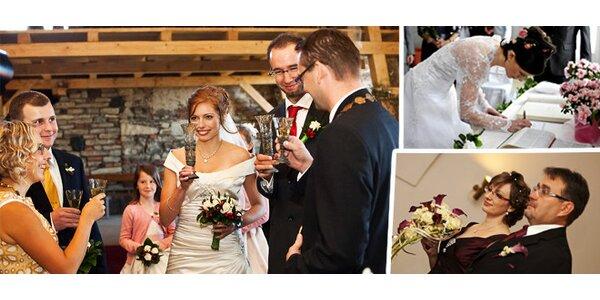 Svatební fotografování