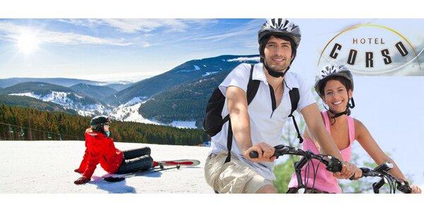 563a8be3793 ... nabídky v kategorii Aktivně sportuje. 3-6 dní v Peci pod Sněžkou - lyže  nebo letní dovolená