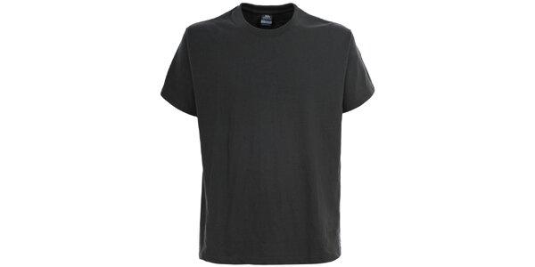 Pánské černé triko Trespass
