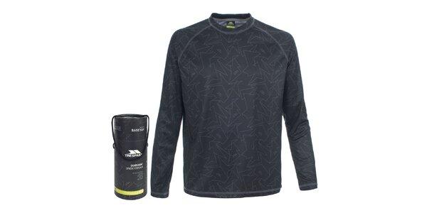 Pánské spodní termo tričko s dlouhým rukávem Trespass