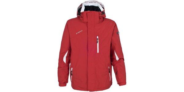 Pánská červená lyžařská bunda Trespass