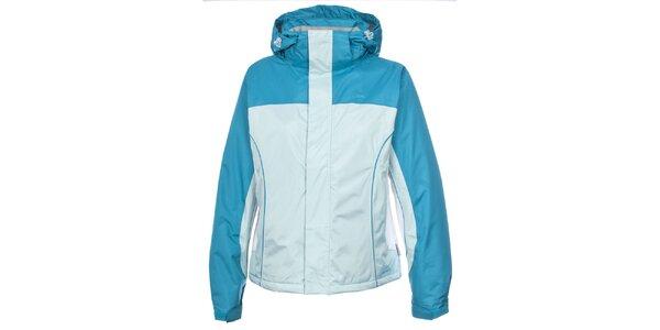 Dámská modrá voděodolná bunda Trespass