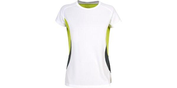 Dámské bílé rychleschnoucí tričko Trespass