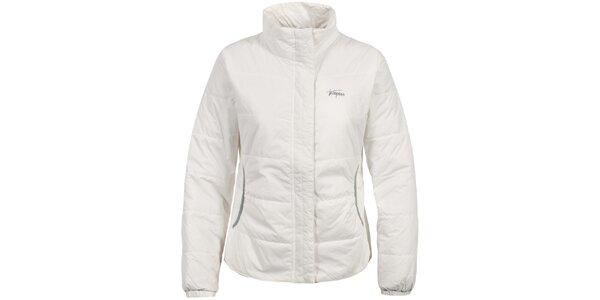 Dámská krémově bílá zimní bunda Trespass