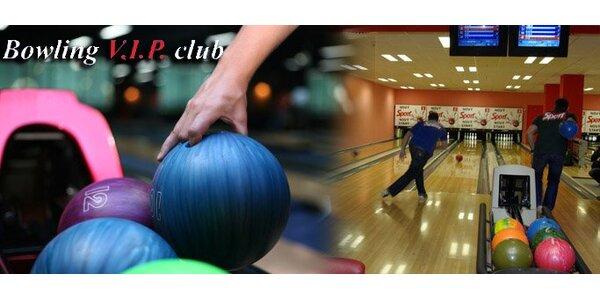 199 Kč za hodinu bowlingu pro 6 osob v Celnici. SLEVA 55 %!