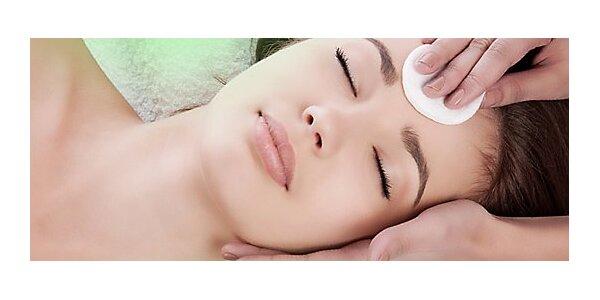 Omlazující kosmetické ošetření pleti – 90 minut hýčkání