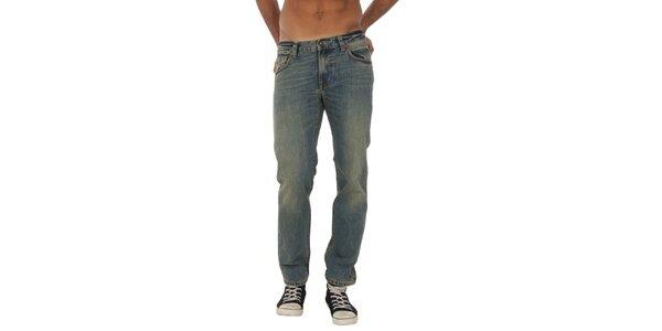 Pánské šedomodré džíny Tommy Hilfiger