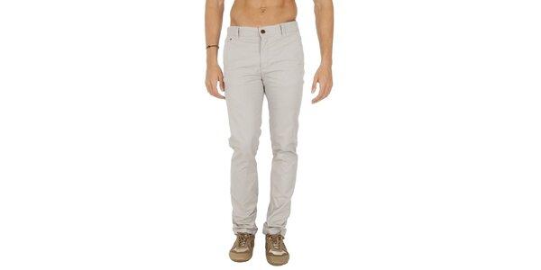 Pánské světlé chino kalhoty Tommy Hilfiger