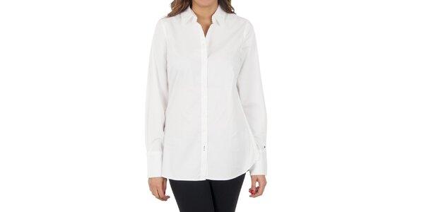 Dámská bílá košile Tommy Hilfiger