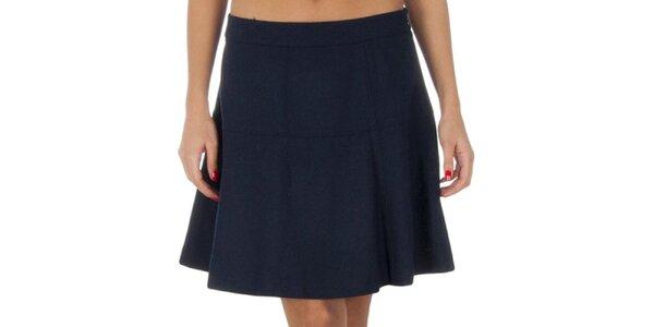Dámská modrá sukně Tommy Hilfiger