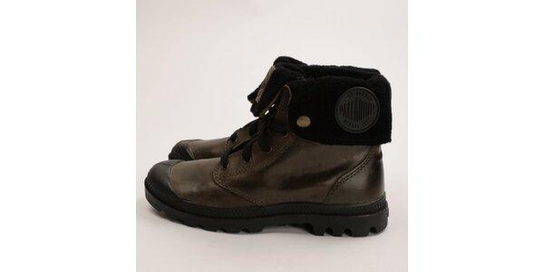 Dámské kombinované kotníčkové boty Palladium