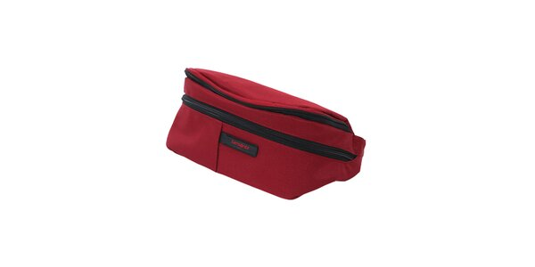SAMSONITE FREEMINDER FLEX BAG BANANE RED