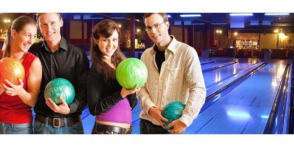 Zahrajte si bowling v partě až 8 lidí
