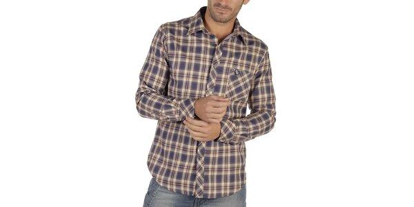Pánská oboustranná košile Replay