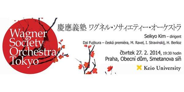 Fenomenální Wagner Society Orchestra Tokyo – výjimečný symfonický koncert