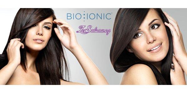 Vlasové ošetření Bio Ionic Agave pro šťavnaté vlasy