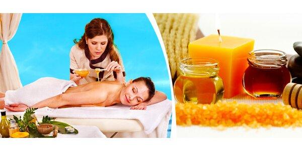 Připravte se na jarní dny - detoxikujte své tělo pomocí medové masáže ve Studiu…