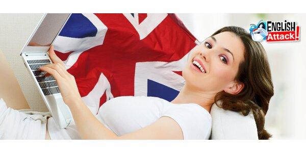 Učte se angličtinu zábavným způsobem - English Attack!