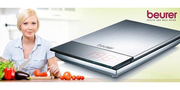 Designová váha Beurer s LED displejem