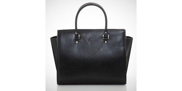 Dámská černá business kabelka Felice