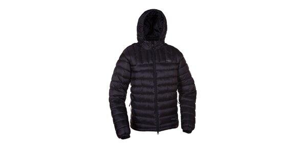 Pánská černá zateplená bunda Envy