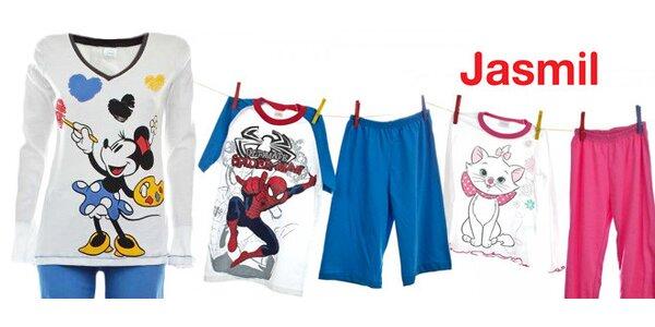 Komplety spodního prádla - dámské i dětské