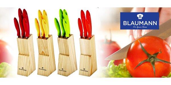 6dílná sada barevných nožů Blaumann