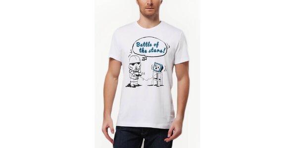 Pánské tričko s potiskem stormtroopera Dogo