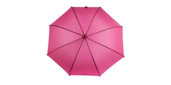 Dámský růžový deštník Ferré Milano