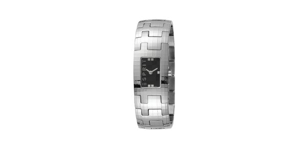 Dámské náramkové hodinky z nerezové oceli - stříbrné Esprit