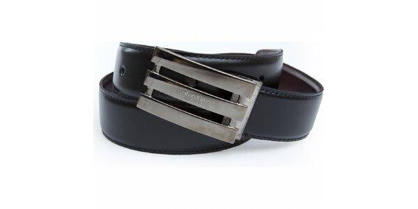 Pánský oboustranný kožený pásek Calvin Klein