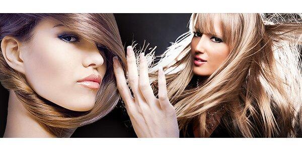 Keratinová infuze a střih pro zdraví a krásu vašich vlasů