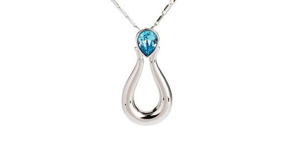 Dámský náhrdelník s kapkovitým přívěskem Fifi Ange