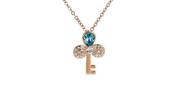 Dámský náhrdelník s klíčkem Fifi Ange
