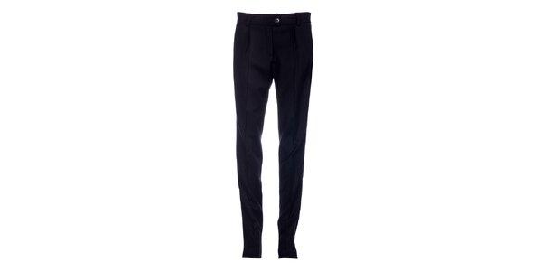 Dámské černé kalhoty Pietro Filipi s puky